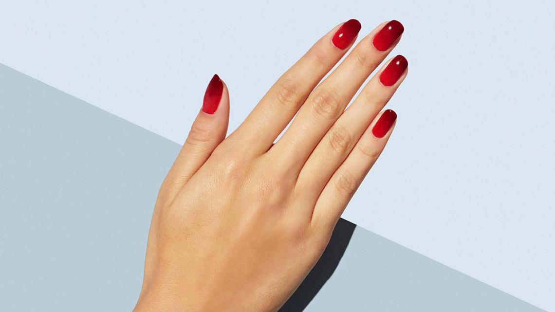 6 τέλεια ombre σχέδια στα νύχια που πρέπει να δοκιμάσετε άμεσα
