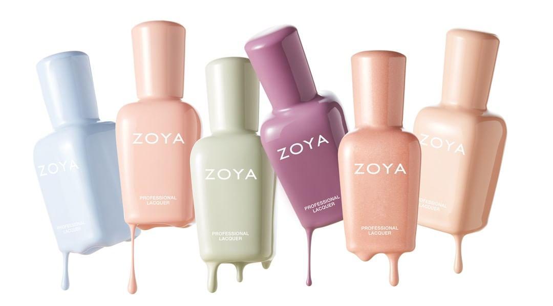 Το QueensWay υποδέχεται τα non-toxic, μακράς διάρκειας βερνίκια νυχιών Zoya